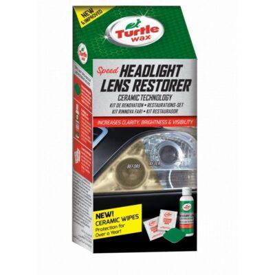 70-180 70-180 TURTLE WAX- Headlight Restorer Zestaw do Regeneracji Reflektorów